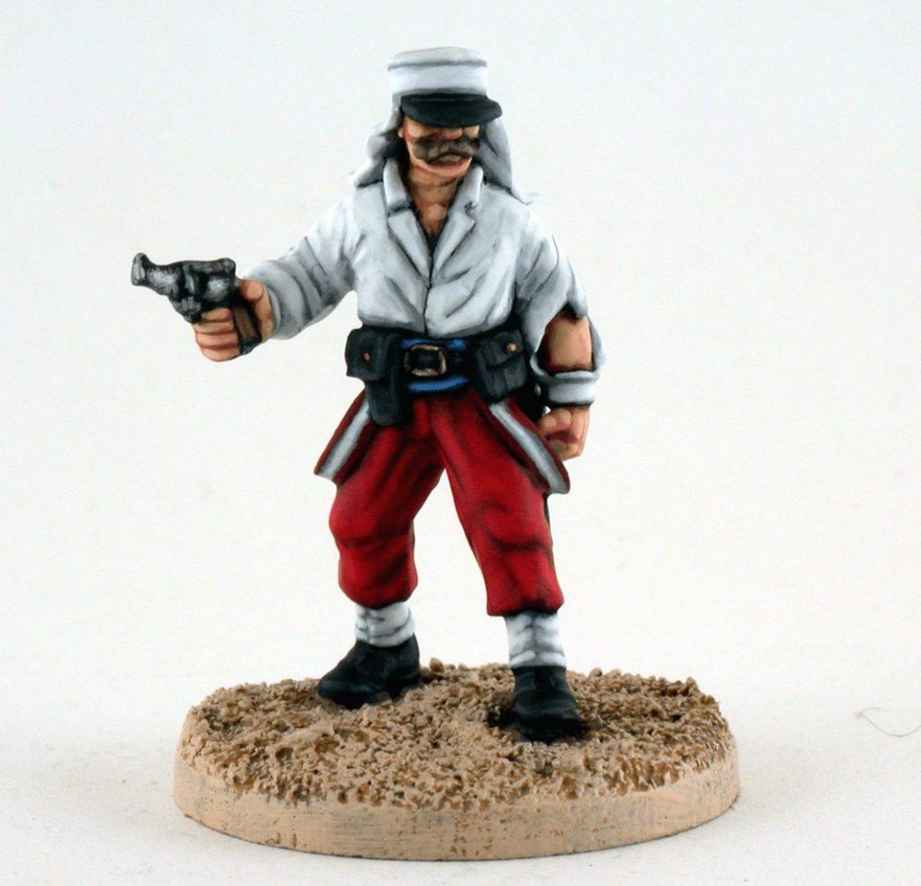 FFLC2 Sgt Markoff