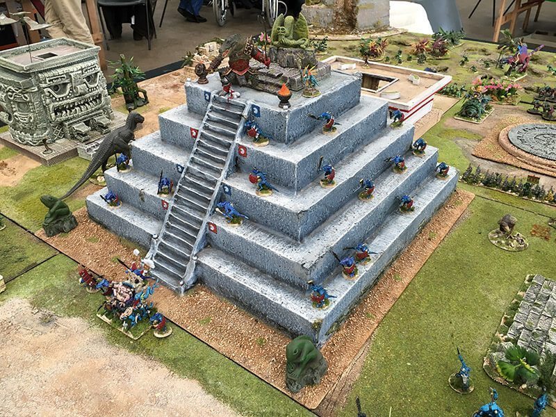 Oldhammer - The Bunker