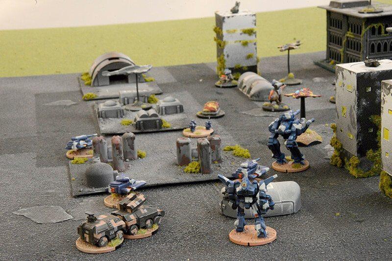Horizon War 3