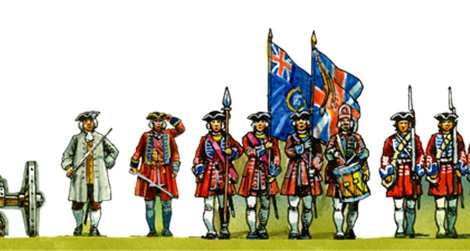 Wargames Illustrated Paper Soldiers By Peter Dennis
