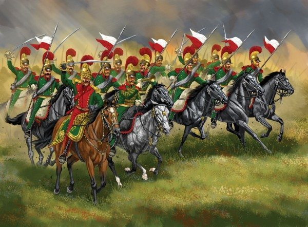 wargames illustrated napoleonic french line lancers