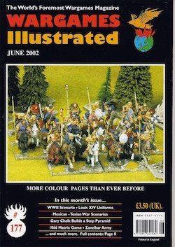 Wargames Illustrated | WI 177 June 2002