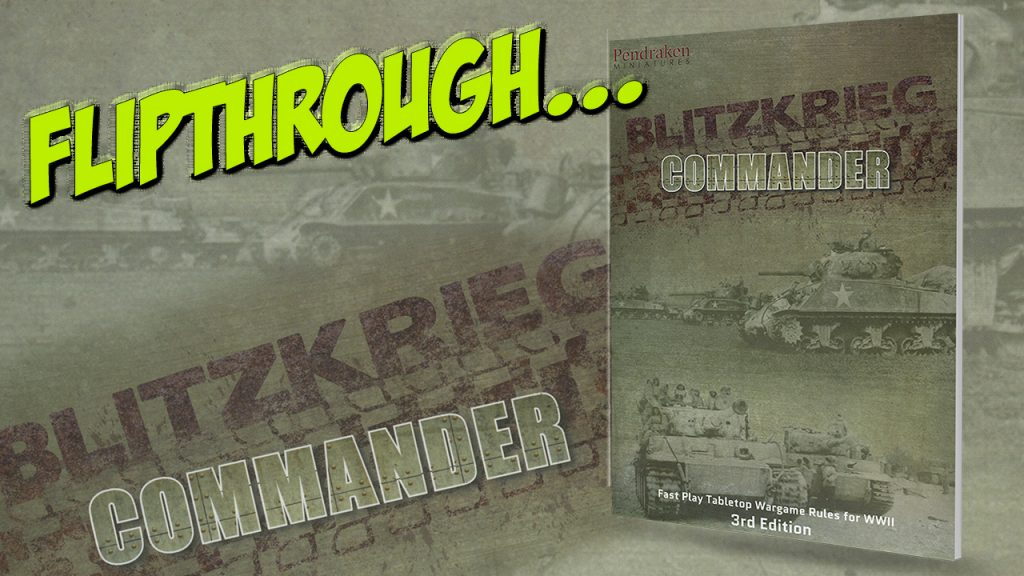 Wargames Illustrated | Blitzkrieg Commander 3rd Edition