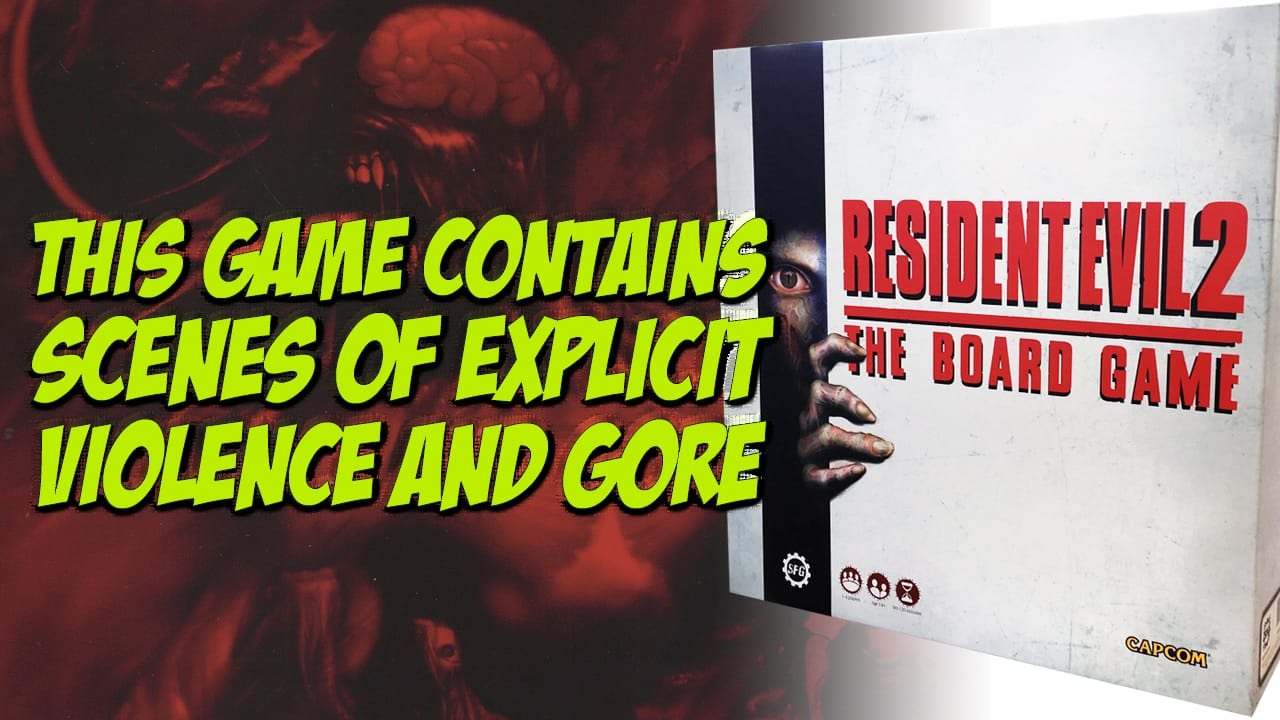 Wargames Illustrated | Resident Evil 2: The Board Game
